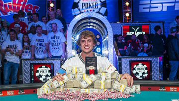 2013 World Series of Poker results